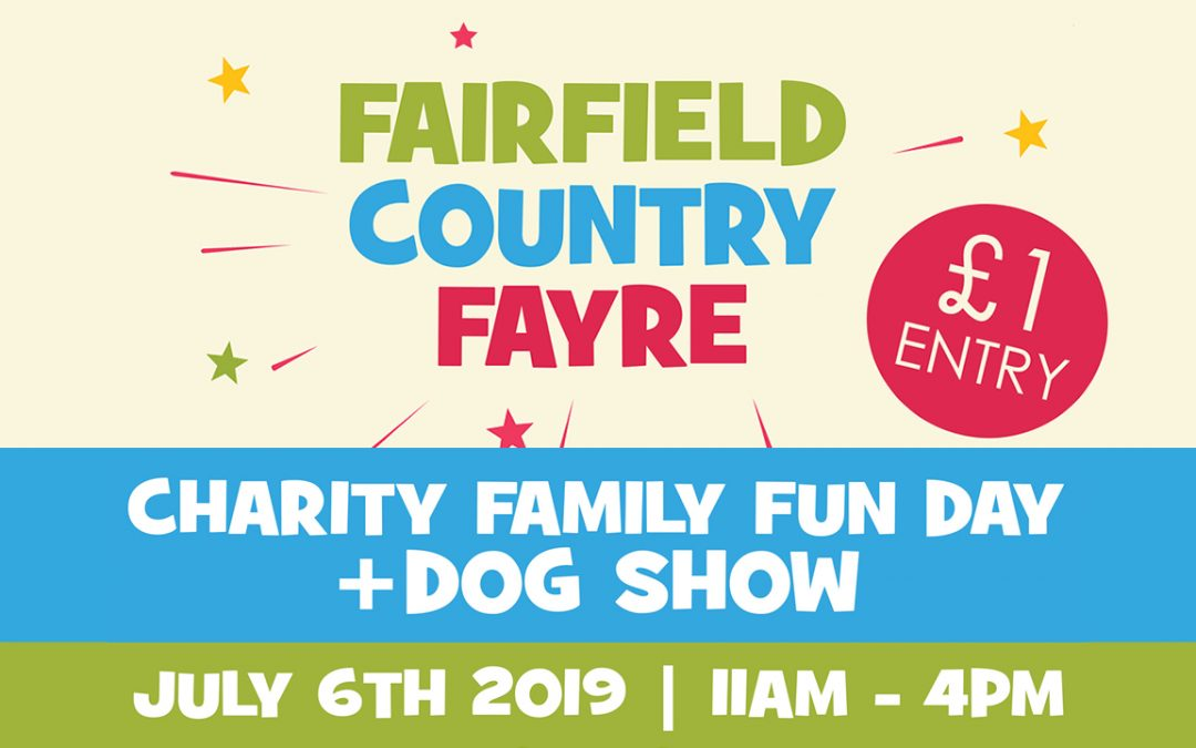 2019 Country Fayre and Family Fun Day
