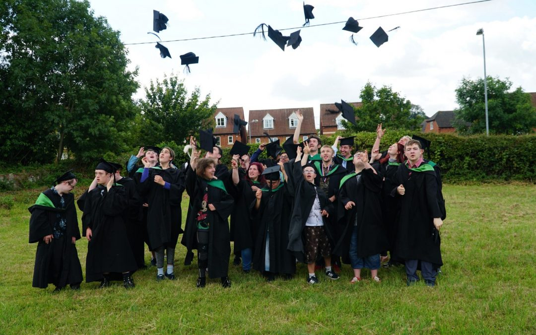 GRADUATION 2019 AT FAIRFIELD FARM COLLEGE