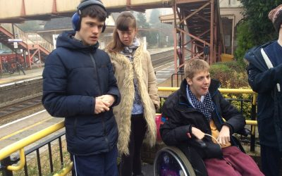 Foundation Students practice Life Skills with trip to Bradford on Avon